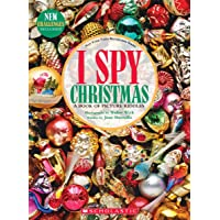 Image for I Spy Christmas: A Book of Picture Riddles