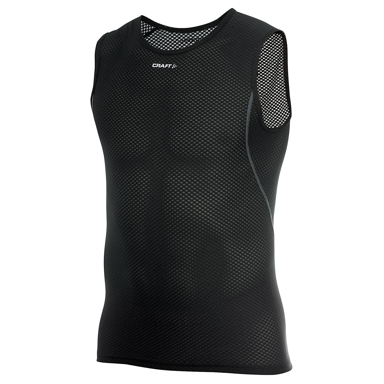Mens Craft Sports Training Superlight Cool Mesh Base Layer Vest Tops Size XS-2XL