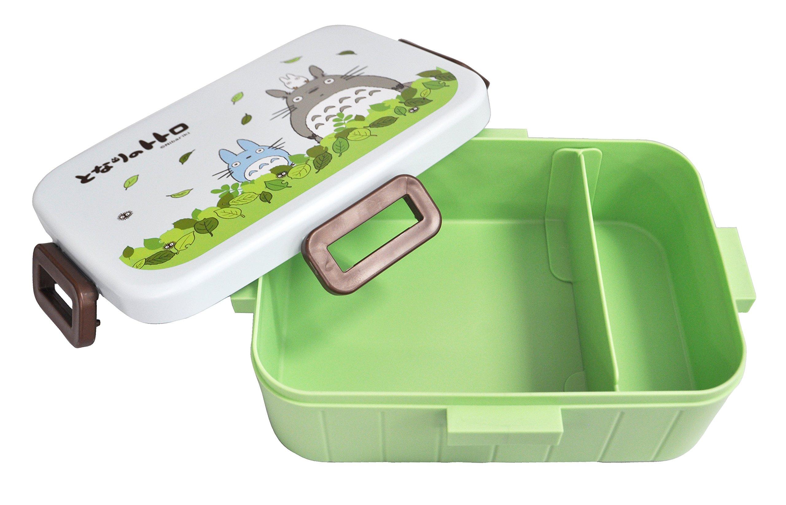 Bento: Studio Ghibli Totoro Design Microwavable Bento Lunch Box (900ml)