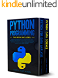 Python Programming: 2 Books in 1: Data Analysis and Data Science. A Beginners Guide to Master Machine Learning, Coding and Deep Learning with a Step-by-Step Crash Course and Practical Exercises