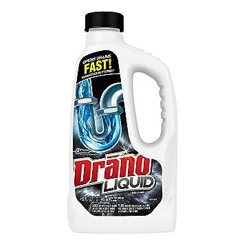 Amazon Com Drano Liquid 32 Oz Grocery Gourmet Food