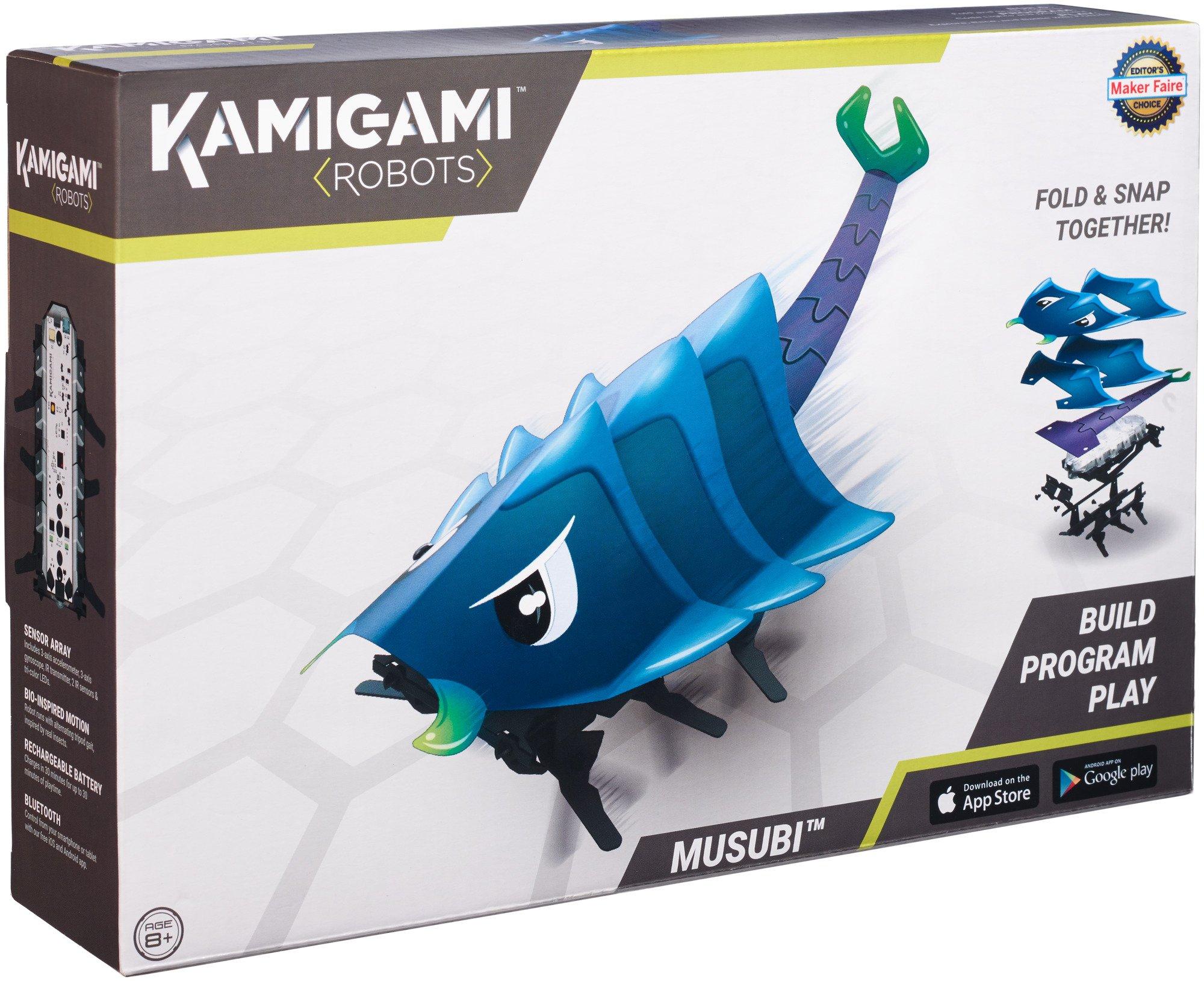 Kamigami Musubi Robot by Mattel (Image #21)