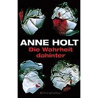 Die Wahrheit dahinter: Kriminalroman (Hanne-Wilhelmsen-Reihe, Band 7)