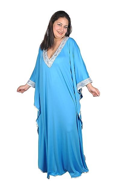 venta directa de fábrica baratas para la venta grande descuento venta Elegante Mujer Caftán - Vestido en Butterfly Look, verano ...