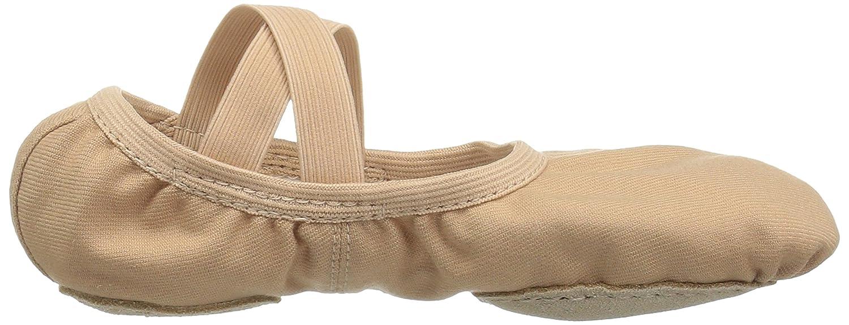 Leo Girls Performa Dance Shoe Sand 11.5 B US Little Kid Bloch Dance S0284G