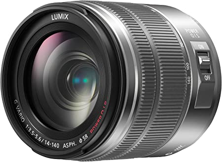 Panasonic 14 140 Mm F 3 5 5 6 Lumix G Vario Power Ois Camera Photo