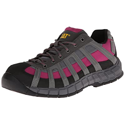 Caterpillar Women's Switch Steel-Toe Work Shoe: Shoes