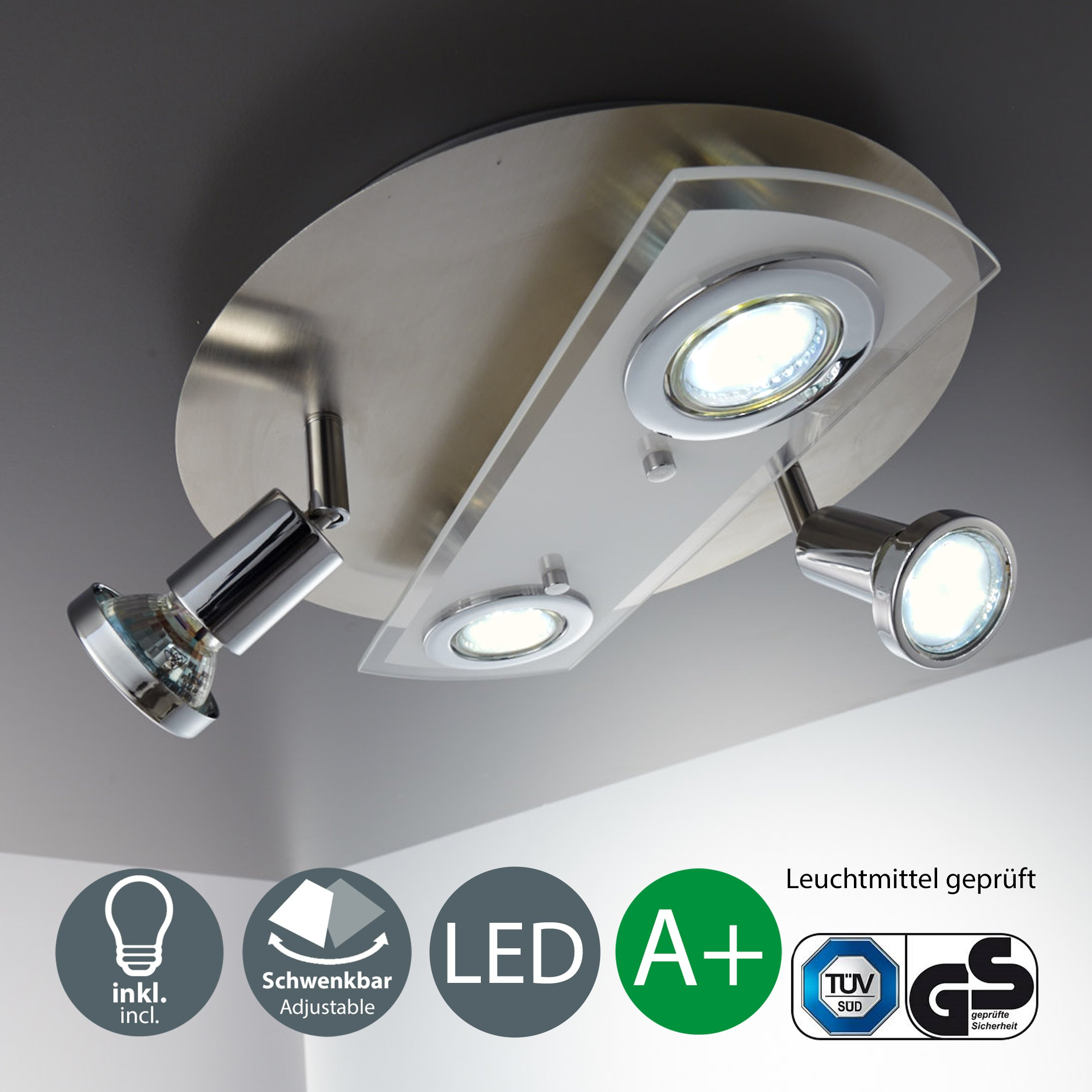 3w led light fittings amazon co uk