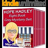 Hope Hadley Eight Book Cozy Mystery Set