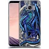 Official Ruth Thompson Nightfall Dragons Soft Gel Case for Samsung Galaxy S8