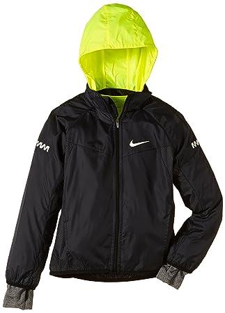 Nike vapor veste pour garçon Noir Noir jaune fluo gris argenté  réfléchissant L 0052fbfd5945