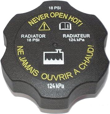 Radiator Cap ACDelco RC85 GM Original Equipment 15 P.S.I