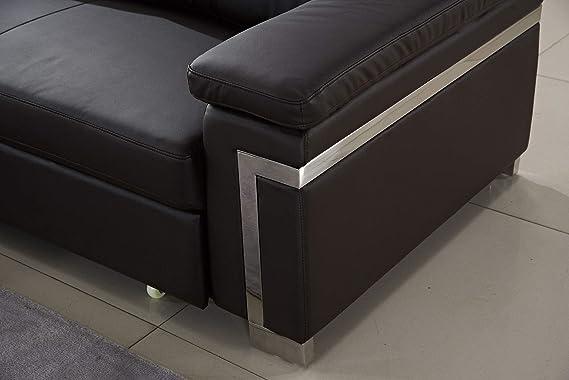 Amazon.com: FUNRELAX Juego de sofás de esquina para dormir ...