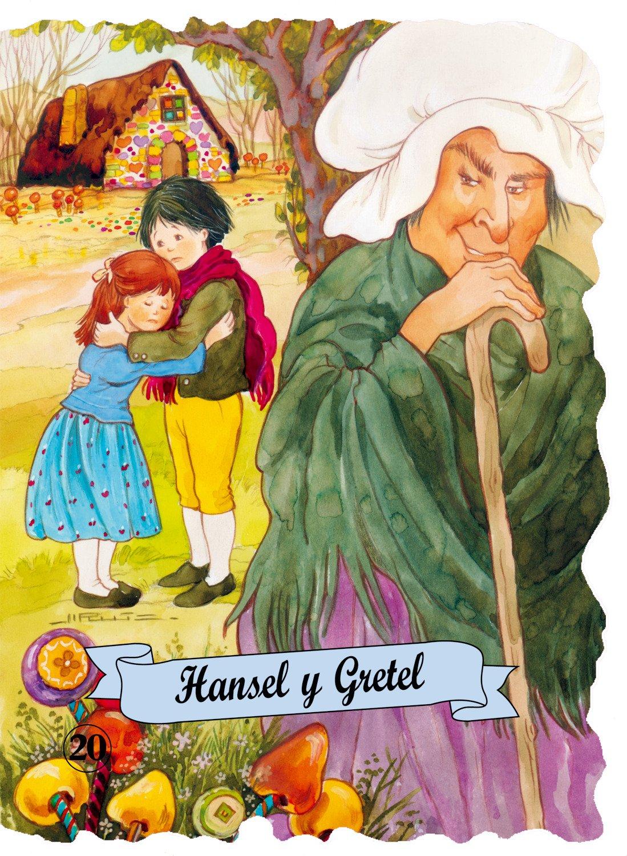 Hansel y Gretel (Troquelados clásicos series) (Spanish Edition) (Spanish)  Paperback – April 2, 2002