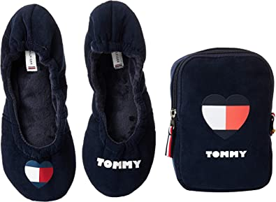 Tommy Hilfiger Tommy Heart Travel Pack, Zapatillas de Estar por casa para Mujer: Amazon.es: Zapatos y complementos