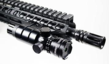 Amazon Com Green Laser Sight System By Ozark Armament 5mw 532nm