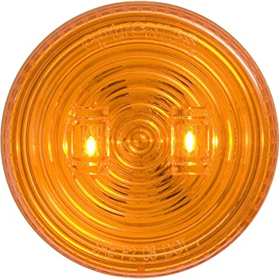 Optronics MCL527AS Amber LED Clearance Light: Automotive