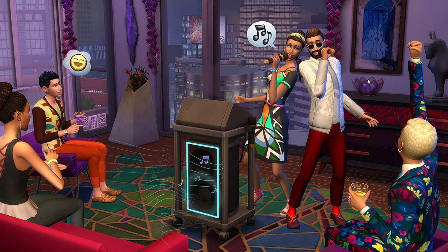 sims 3 social networking matchmaker band