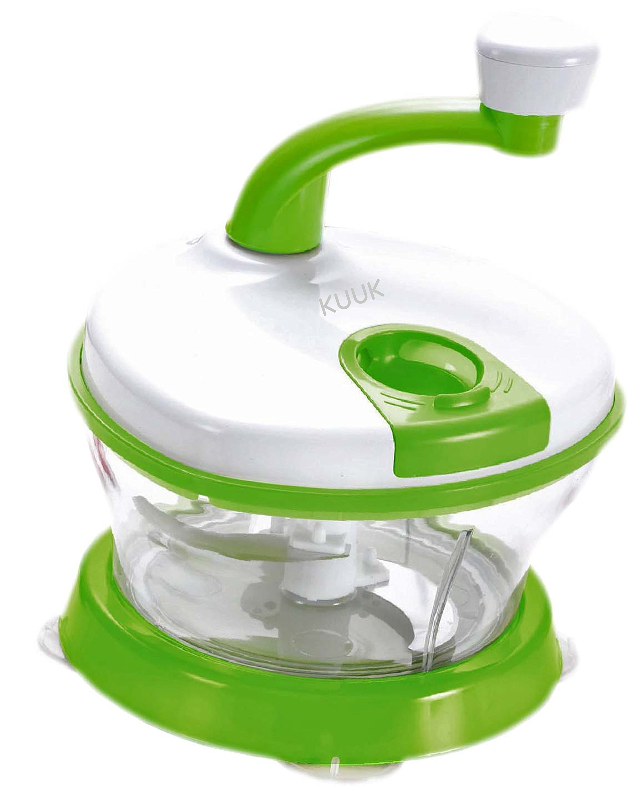 How To Chop Salad In Food Processor