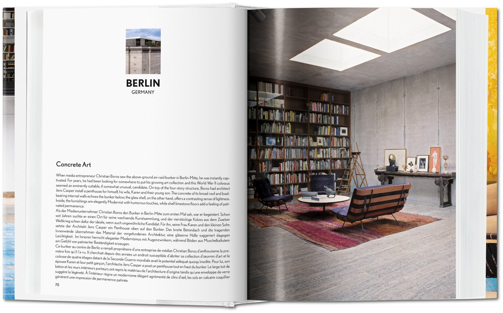 100 Interiors Around the World (Bibliotheca Universalis): Meike Niessen,  Jutta Hendricks: 9783836557269: Amazon.com: Books