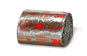 3M Fire Barrier Plenum Wrap 5A+, 1/2 in x 24 in x 50 ft