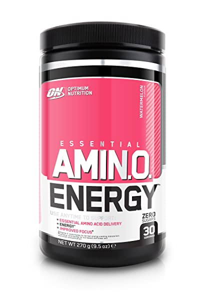Optimum Nutrition Amino Energy, Sandia - 270 g