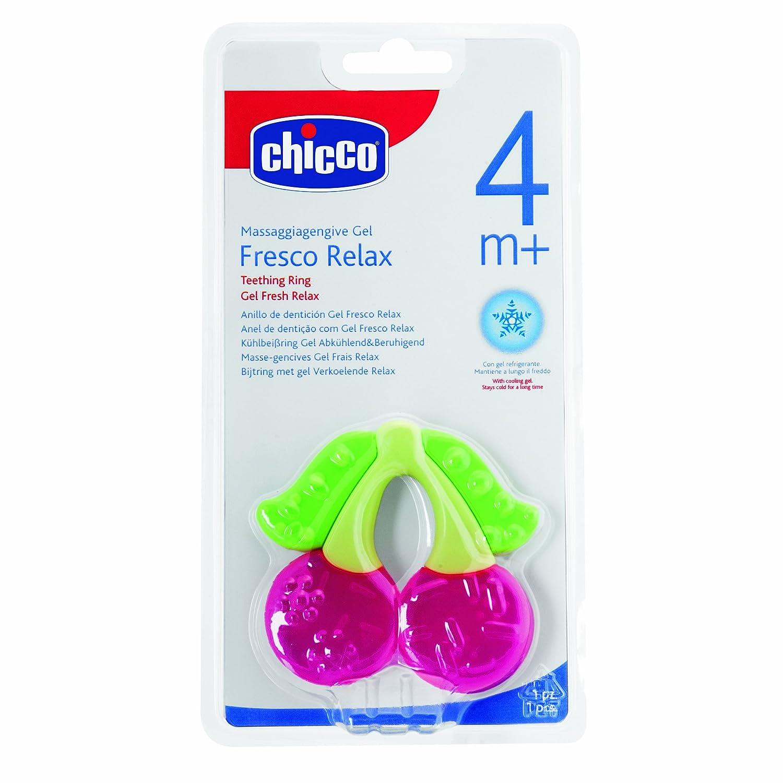 Anneau de dentition réfrigérant cerise - Chicco 71520300000