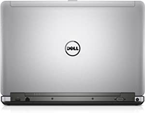 Dell Latitude E6540 Intel Core i7-4610M X2 3GHz 8GB 256GB SSD DVD 1, Silver (Certified Refurbished)