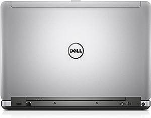 Dell Latitude E6540 Intel Core i7-4610M X2 3GHz 8GB 256GB SSD DVD 1, Silver (Certified Refurbished)