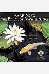 The Book of Awakening 2019 Wall Calendar by Mark Nepo Calendar
