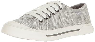 Rocket Dog Women's Jumpin Undercover Cotton Fashion Sneaker, Grey, ...