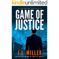 Game of Justice (Brad Madison Legal Thriller Series Book 3)