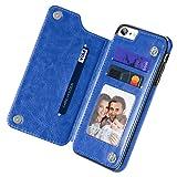 iPhone 6S Case, Vofolen iPhone 6S Wallet Case