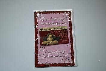 Geburtstagskarte Gluckwunschkarte Grusskarte Geschenkskarte