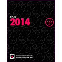 NFPA 70®, National Electrical Code® (NEC®), 2014 Edition