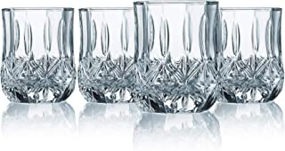 product image for Luminarc Brighton 9 Ounce OTR Glasses, Set of 4, Short, Clear