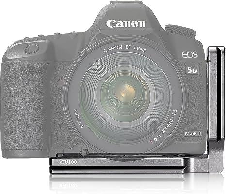 Neewer MPU100 Placa en L de liberación rápida para Nikon D800 D700 ...