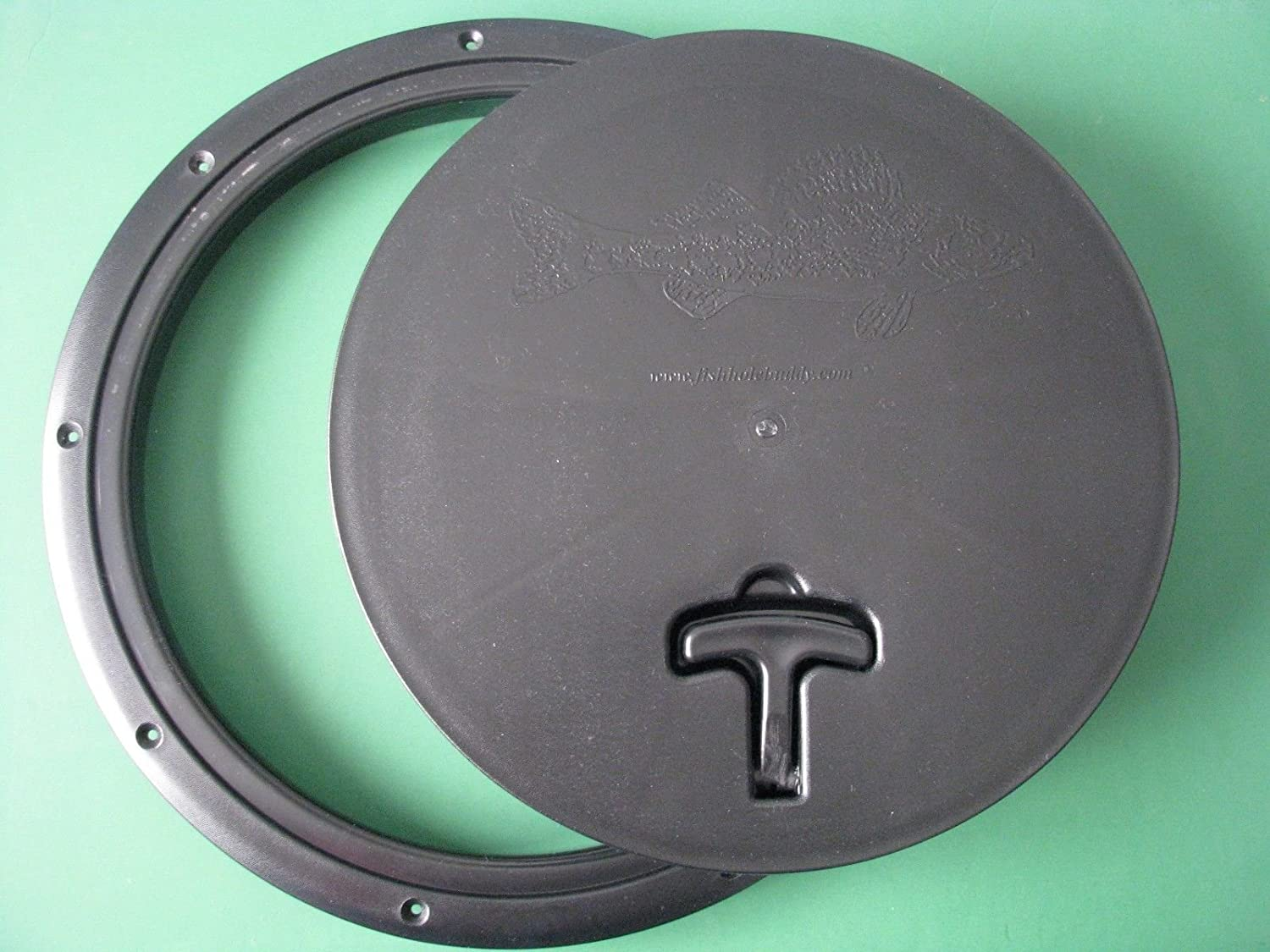 round hole cover for ice house Ice fishing hole covers