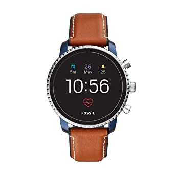 45408a44f3187 Amazon.com  Fossil Touchscreen Smartwatch (Model  FTW4016)  Watches