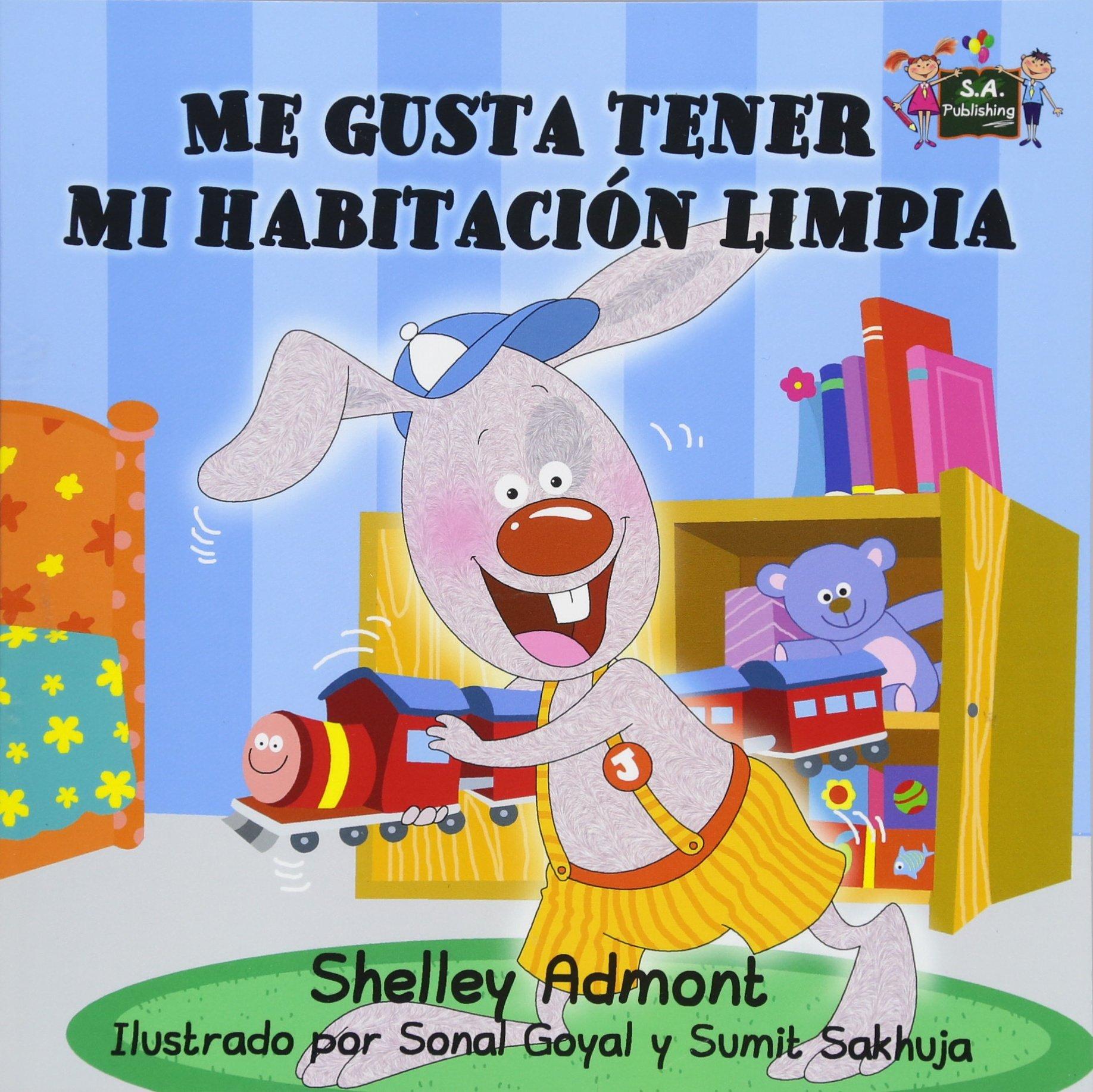 Me gusta tener mi habitación limpia (Spanish Bedtime Collection) (Spanish Edition) pdf epub