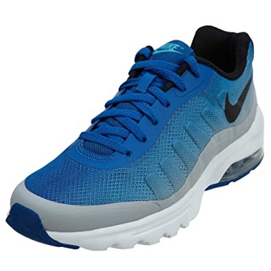 finest selection 4083a b89c7 Nike Men s Air Max Invigor Print Running-Shoes, Blue Jay Black Wolf Grey  Blue Fury, 10.5 D US  Buy Online at Low Prices in India - Amazon.in