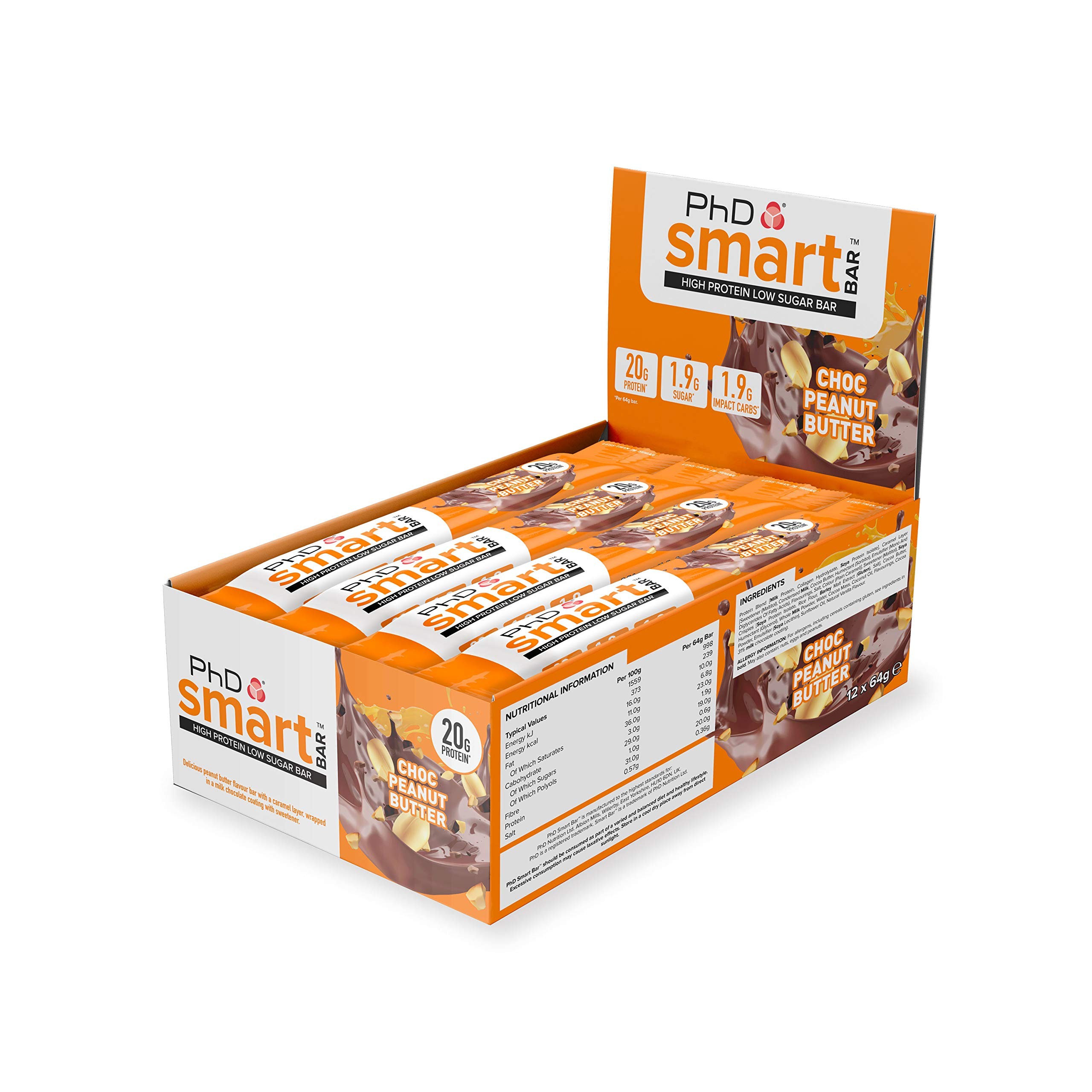 Buy phd smart bars