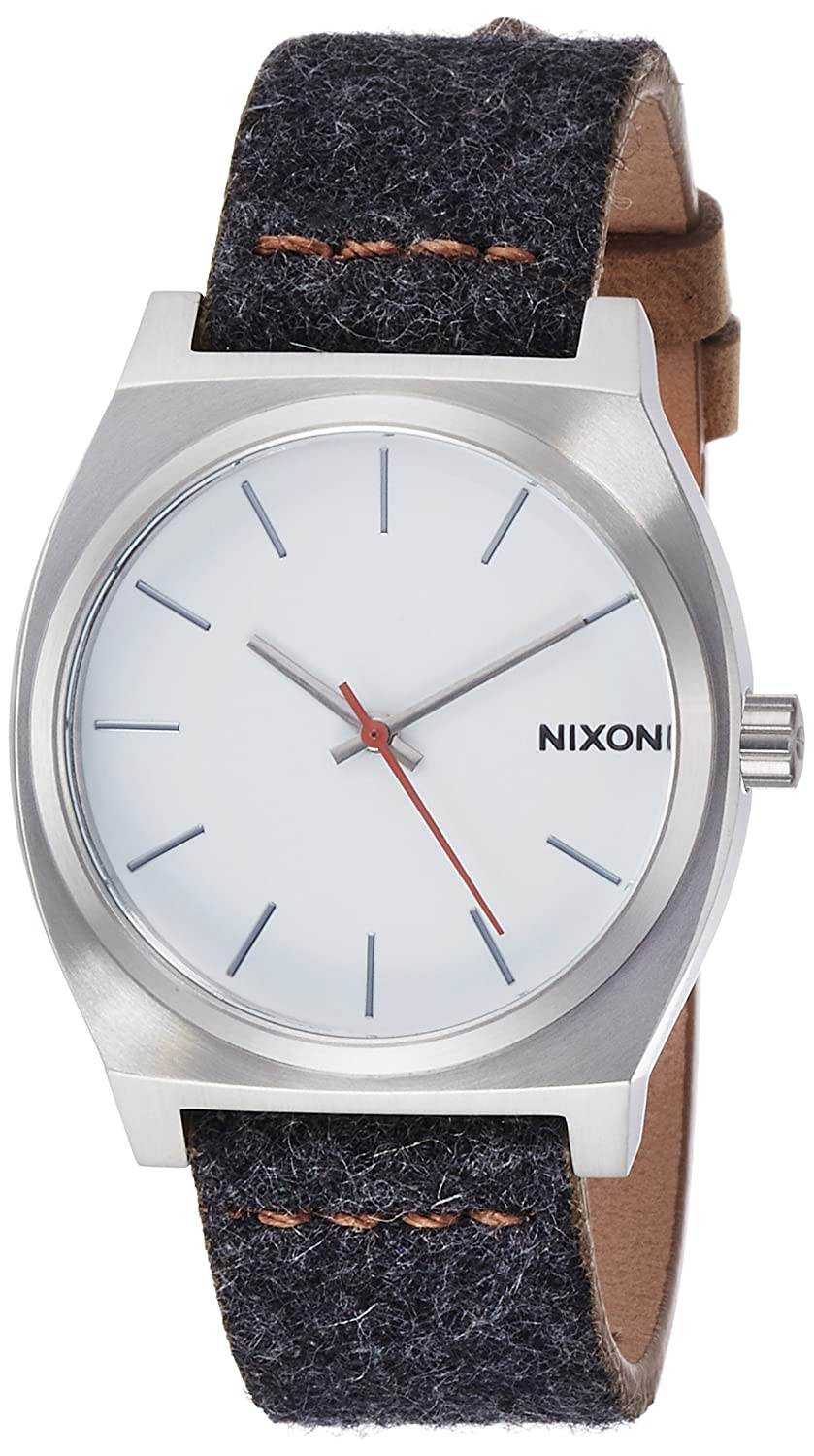 [ニクソン]NIXON TIME TELLER: GRAY/TAN NA0452476-00 【正規輸入品】 B01M0DEEKS