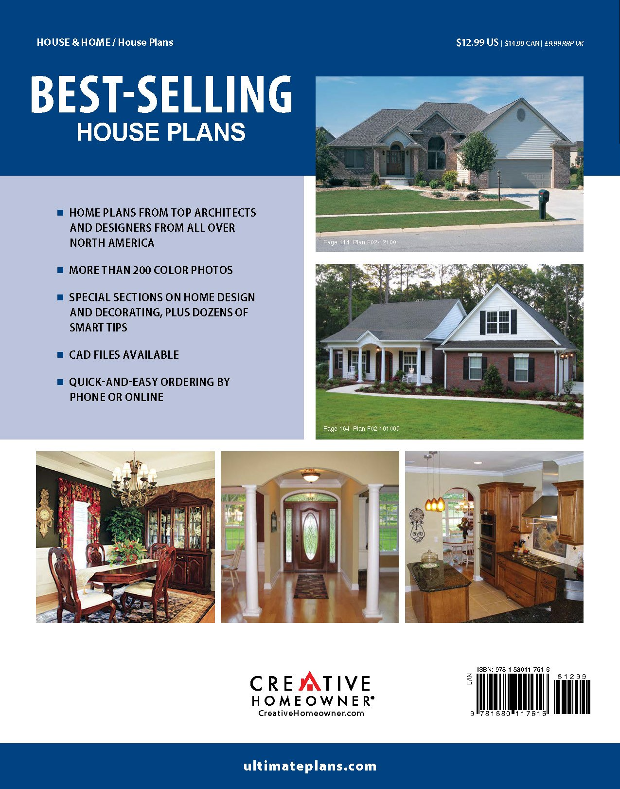 best selling house plans creative homeowner creative homeowner best selling house plans creative homeowner creative homeowner 9781580117616 amazon com books