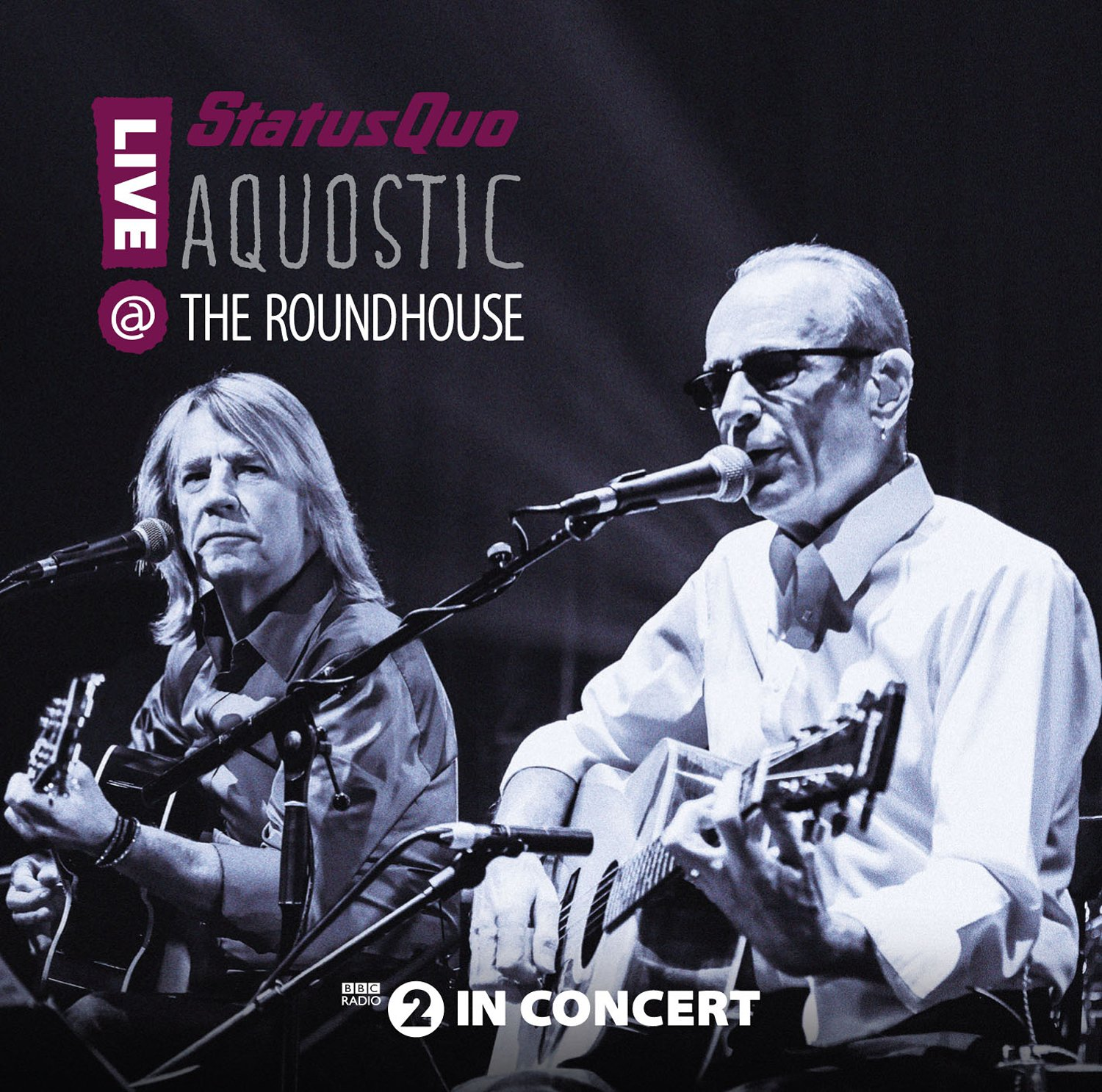 CD : Status Quo - Aquostic Live at the Roundhouse (2 Disc) {OU}
