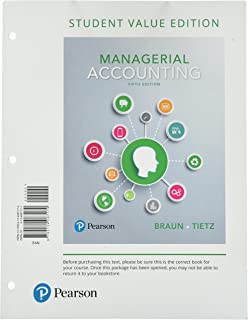 Amazon financial accounting student value edition plus mylab managerial accounting student value edition 5th edition fandeluxe Images