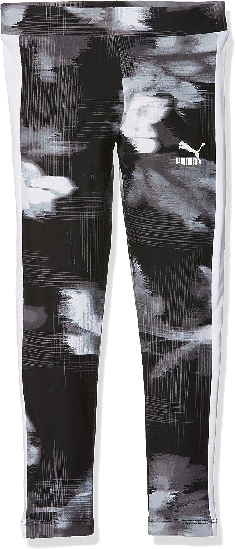 PUMA Classics AOP Pantalon, Enfants: : Sports et