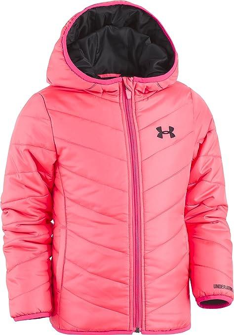 9a8f45b71 Amazon.com  Under Armour Girls  Premier Puffer Jacket  Clothing