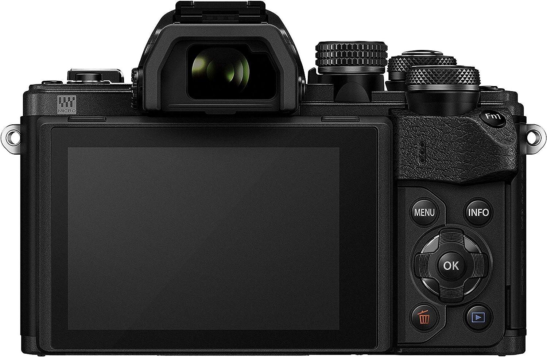 Olympus OM-D E-M10 Mark II cámara de Sistema Micro Cuatro Tercios ...