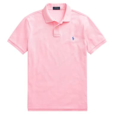 820ad08d6a68 Polo Ralph Lauren Polo Shirt Men s Big and Tall Pique Cotton Polo Shirt (1X  Big